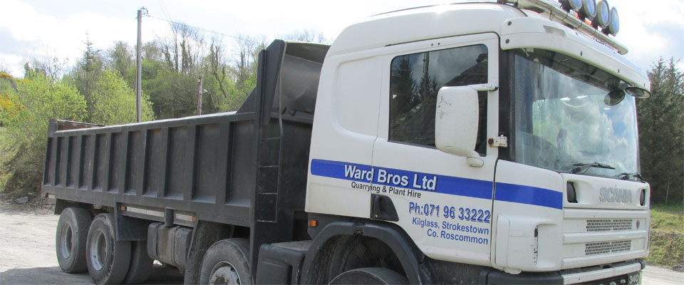 Ward Brothers Dryfill Stone Products Ireland